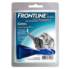 ANTIPULGAS FRONTLINE TOPSPOT GATOS 0,5ML