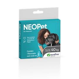 ANTIPULGAS NEOPET CAES ACIMA DE 40KG 4,02ML