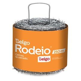 ARAME FARPADO BELGO RODEIO 250MT