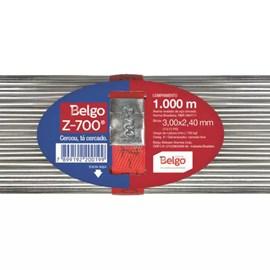 ARAME OVAL 1000MT Z-700 BELGO