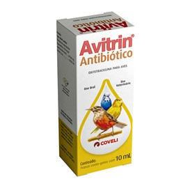 AVITRIN 10ML ANTIBIOTICO