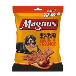 BIFINHO MAGNUS MASTIGAVEIS FRANGO 500GR