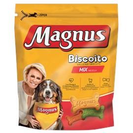 BISCOITO MAGNUS ADULTO MIX 500GR