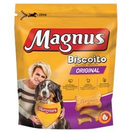 BISCOITO MAGNUS ADULTO ORIGINAL 400GR