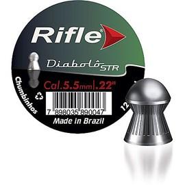 CHUMBINHO RIFLE DIABOLO 5,5MM 125UND