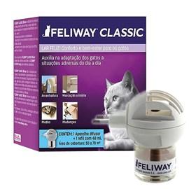FELIWAY DIFUSOR C/REFIL 48ML CLASSIC