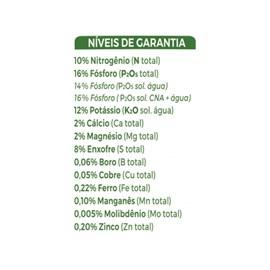 FERTILIZANTE FORTH 400GR ROSA DO DESERTO