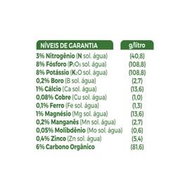 FERTILIZANTE FORTH 60ML CACTOS CONCENTRADO