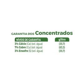 FERTILIZANTE FORTH 60ML COBRE CONCENTRADO