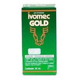 IVOMEC GOLD 50ML