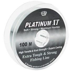 LINHA PESCA PLATINUM XT 0,50MM