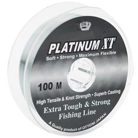 LINHA PESCA PLATINUM XT 0,60MM