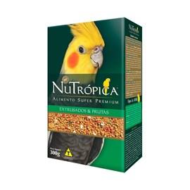 NUTRÓPICA 300GR CALOPSITA FRUTAS