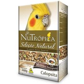NUTRÓPICA 300GR CALOPSITA SELEÇÃO NATURAL