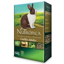 NUTRÓPICA 500GR COELHO ADULTO