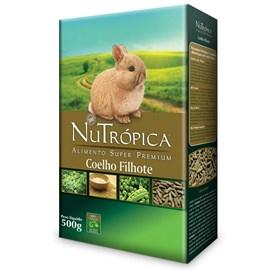 NUTRÓPICA 500GR COELHO FILHOTE