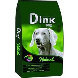 RAÇÃO DINK DOG 15KG NATURAL