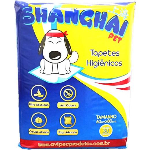 TAPETE HIG SHANGHAI PET 30UND C/ CARVÃO 60x80cm